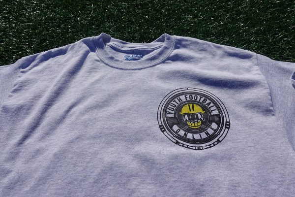 Youth Football Online Official T-shirt