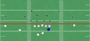 Coaching the H Back in the Spread Offense