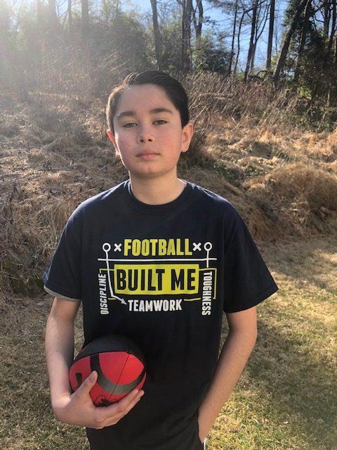 Football Built Me