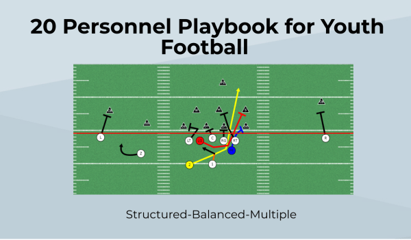 20 Personnel Playbook for Youth Football