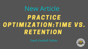 Practice Optimization: Time vs. Retention