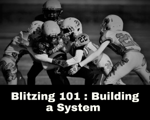 Blitzing in Youth Football
