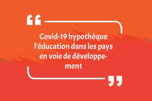 covid-19抵押贷款教育在发展中国家的青年挑战