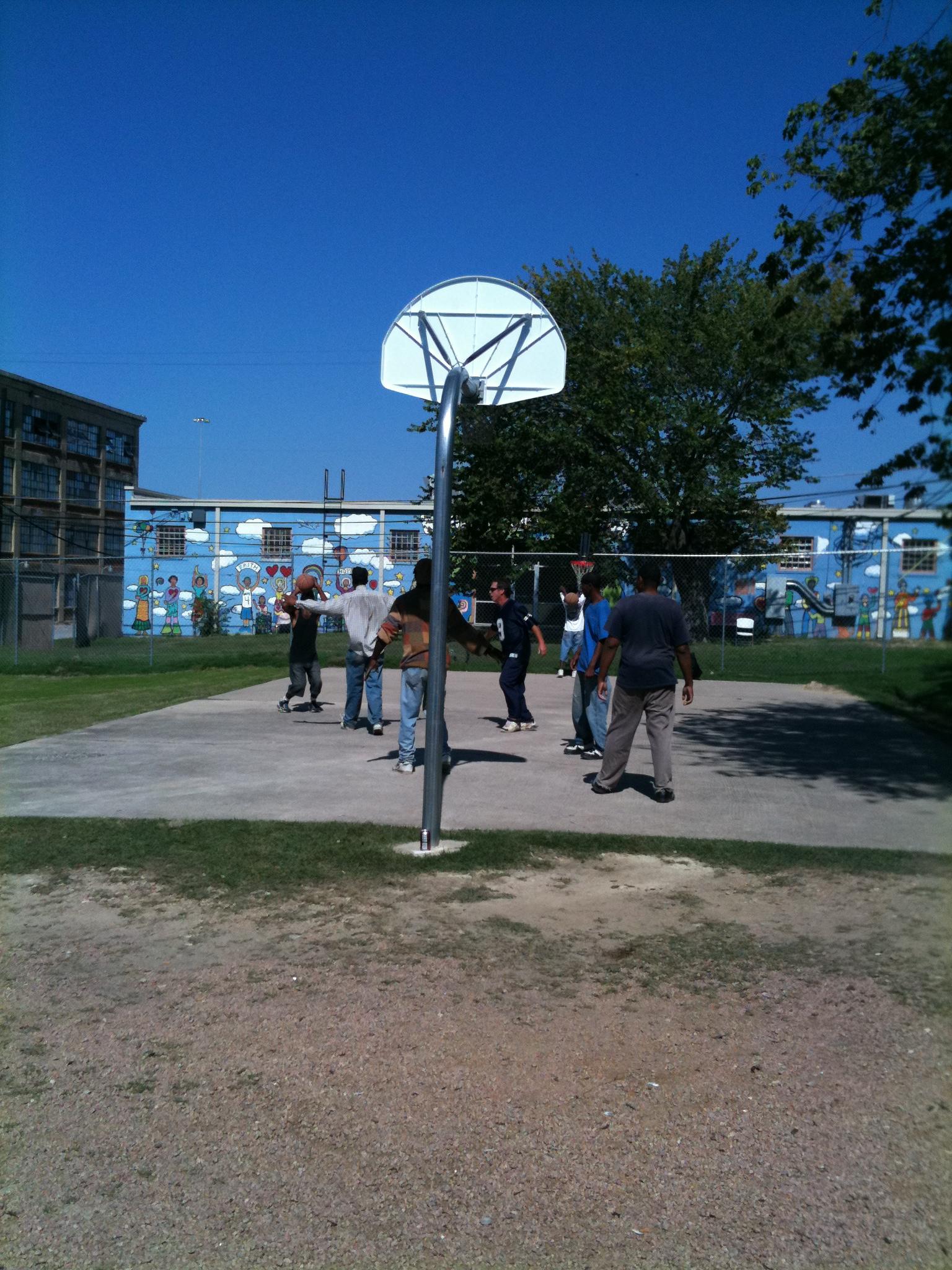 unity park bball ct