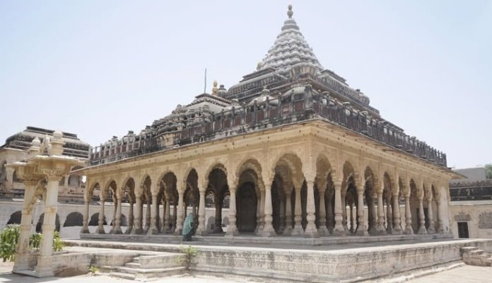 rajasthan temple