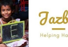 WORD WITH CHANGEMAKERS: Jazba Helping Hands