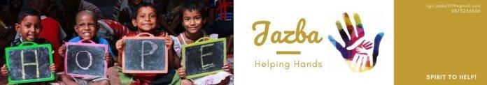 WORD WITH CHANGEMAKERS: Jazba Helping Hands
