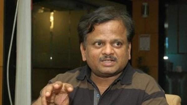 Filmmaker KV Anand