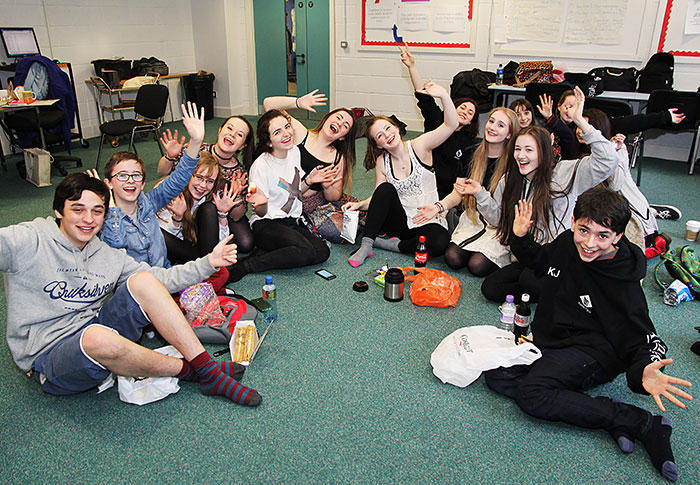 Drama Classes In Belfast And Antrim Youth Lyric Belfast