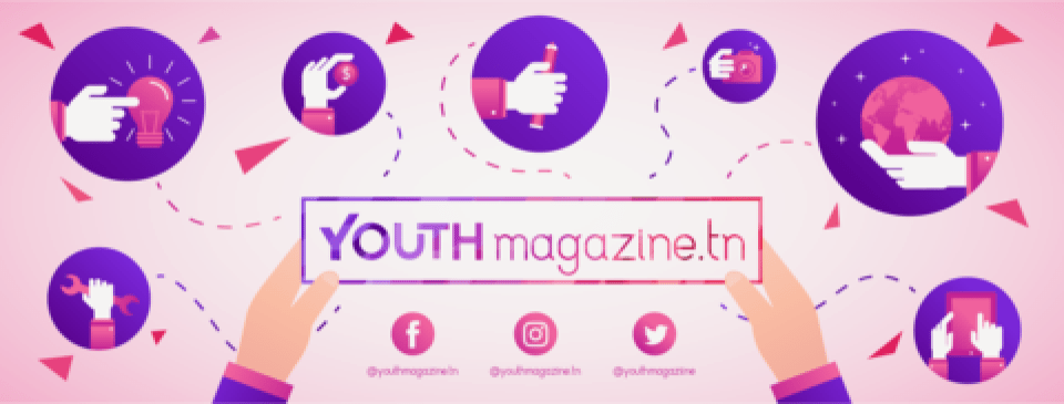موقع YOUTH Magazine