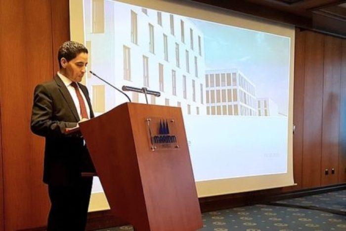 علي مبروك - أفضل رائد أعمال في ألمانيا