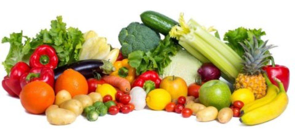 نظام غذائي غني بالفيتامينات والمعادن