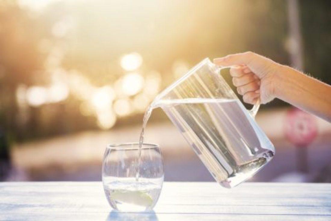 الإكثارمن شرب الماء