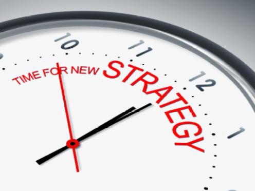 استراتيجيّة العمل