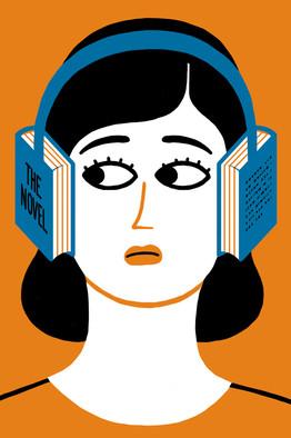 الاستماع للكتب الصوتيّة