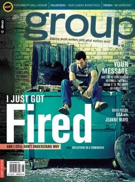 Top Secret Sneak Peek: Group Magazine