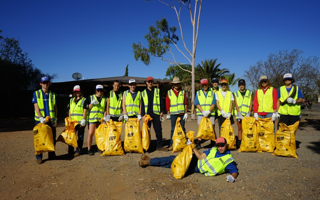 Making a Difference – Clean Up Aus Day