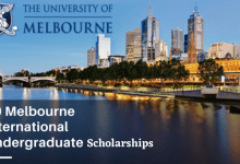 Photo of UNIVERSITY OF MELBOURNE INTERNATIONAL SCHOLARSHIPS FOR UNDERGRADUATES