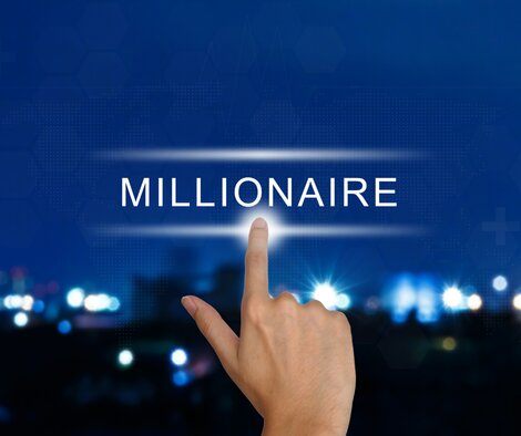 How to become a millionaire in Ghana