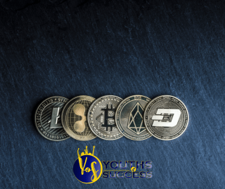 Top crytocurrencies in Ghana
