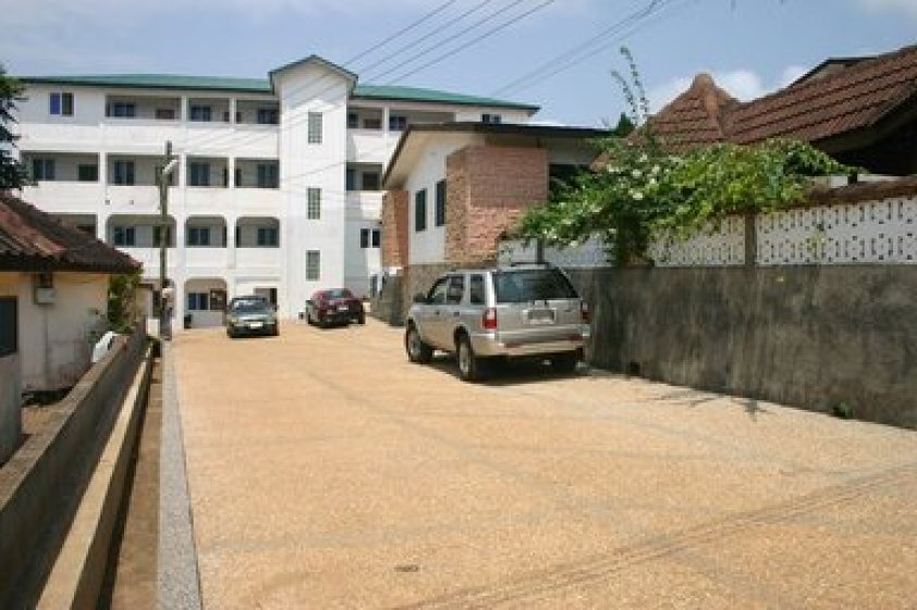 best Christian retreat centers in Ghana