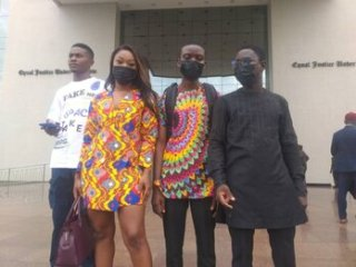 afia odo and others arrested on fix the country movement
