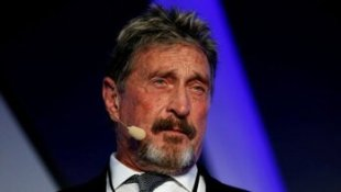 Antivirus pioneer John McAfee found dead in Spanish prison