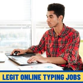Online Typing jobs from home
