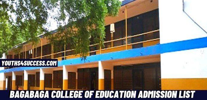 Bagabaga College Of Education