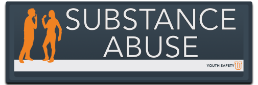 Substance Abuse Button 1