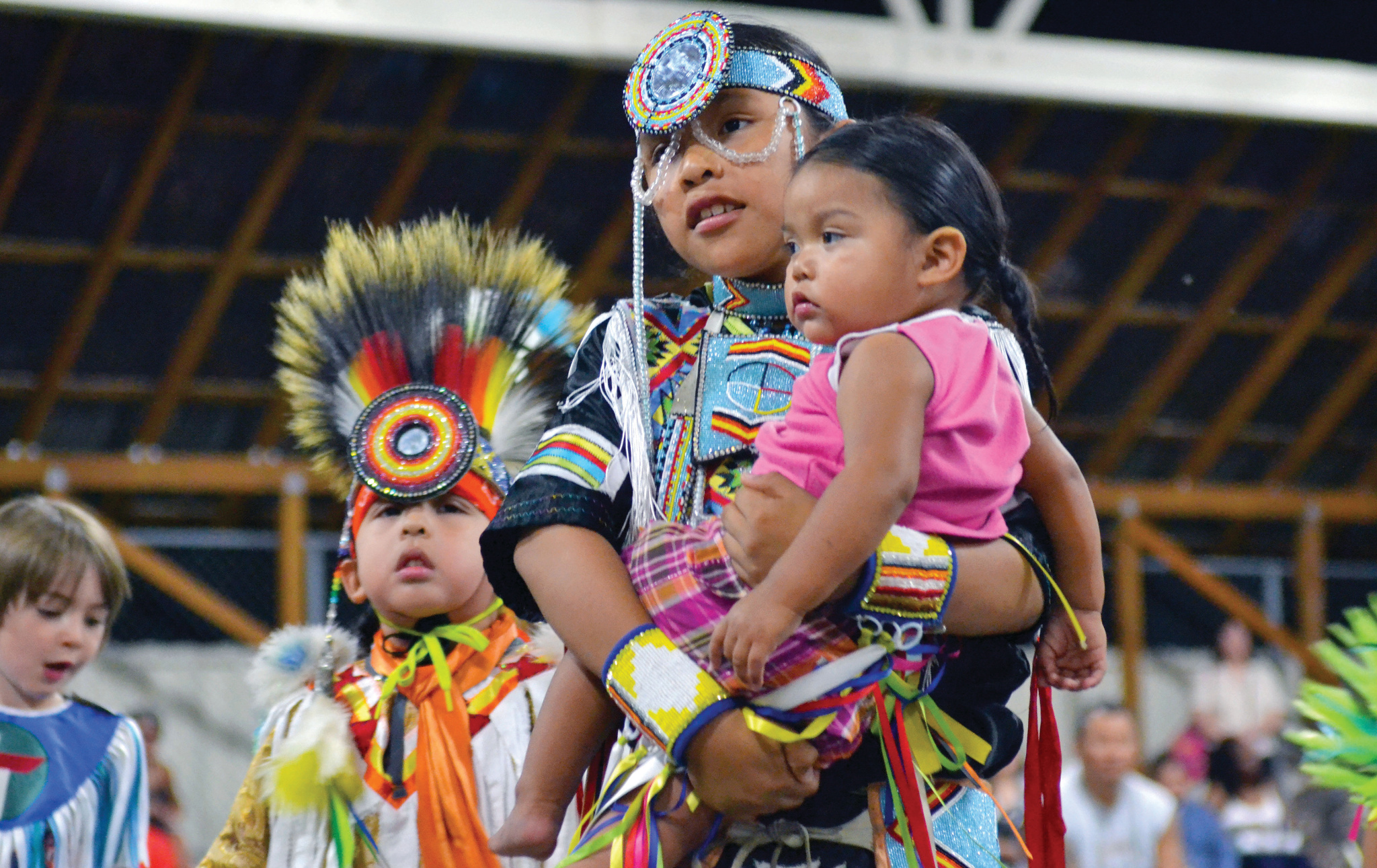 For American Indian Youth Traditional Culture Has Power