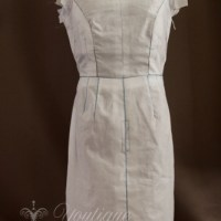 2013 Couture Project : Sewing the Muslin