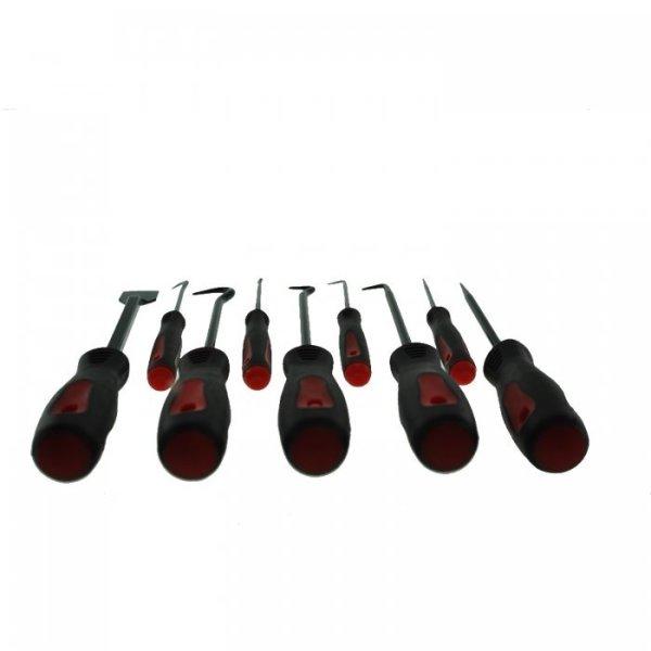 Kit herramientas gancho, extractor,...