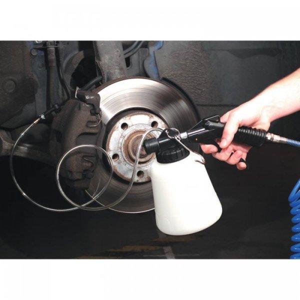 Kit sangrador neumático de frenos