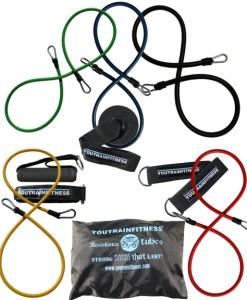 12 Set Premium Resistance Band Kit