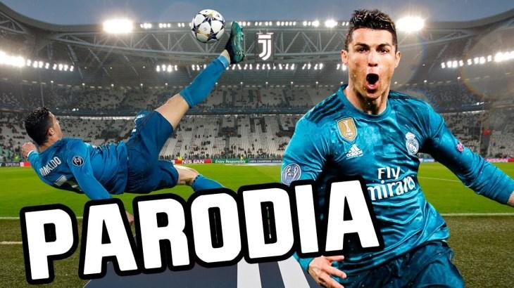 Canción Juventus vs Real Madrid 0-3 (Parodia Maluma – Corazón ft. Nego do Borel) RESUBIDO