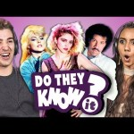DO COLLEGE KIDS KNOW 80s MUSIC? #11 (REACT: Do They Know It?)