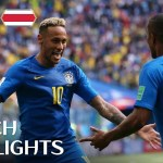 Brazil v Costa Rica – 2018 FIFA World Cup Russia™ – Match 25
