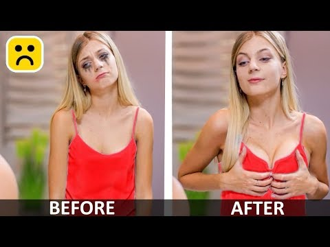 When Girls Home Alone! Facts, DIY Life Hacks & DIY Crafts