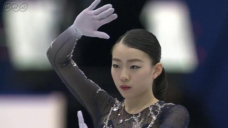 ヒロイン誕生 紀平梨花 NHK杯初出場で初優勝!【NHK杯フィギュア2018】