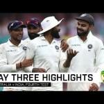 India take stranglehold on SCG contest | Fourth Domain Test