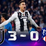 Juventus – Atlético de Madrid [3-0] | GOLES | Octavos de final (VUELTA) | UEFA Champions League