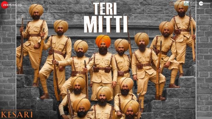 Teri Mitti – Kesari | Akshay Kumar & Parineeti Chopra | Arko | B Praak | Manoj Muntashir