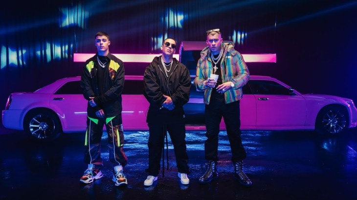 Soltera Remix – Lunay X Daddy Yankee X Bad Bunny ( Video Oficial )
