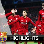 Ecken-Trick lässt Anfield beben | Liverpool – Barcelona 4:0 | Highlights – Champions League 2018/19