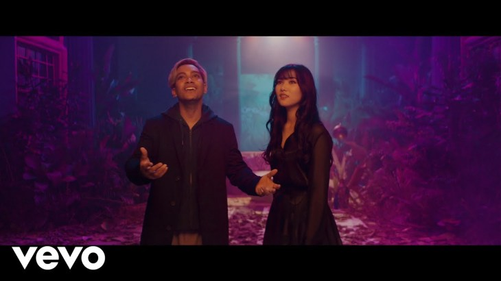 "Gamaliél, Isyana Sarasvati – A Whole New World (From ""Aladdin""/Official Video)"