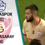 Tuzlaspor 0 – 4 Galatasaray MAÇ ÖZETİ (Ziraat Türkiye Kupası 5. Tur Rövanş Maçı) / A Spor