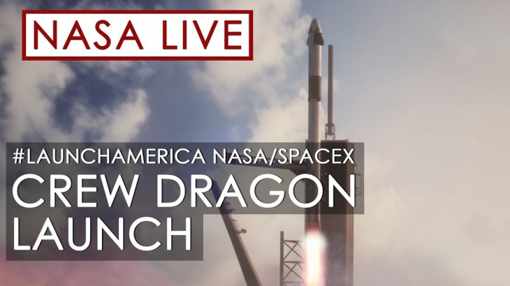 Making History: NASA and SpaceX Launch Astronauts to Space! (#LaunchAmerica Attempt May 27, 2020)