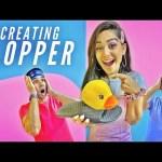 CREATING LIFE HACKS WITH BROTHER & SISTER | Rimorav Vlogs