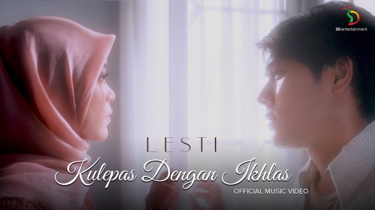 Lesti – Kulepas Dengan Ikhlas | Official Music Video